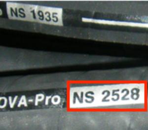 NS工業製品  耐圧:280k 内径25ミリ